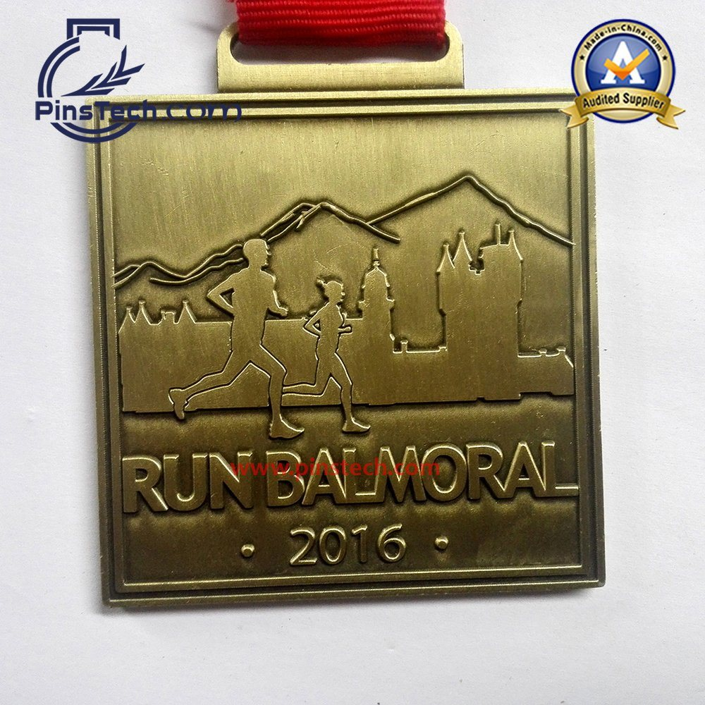 Finisher Medal for 5k Road Race Sport