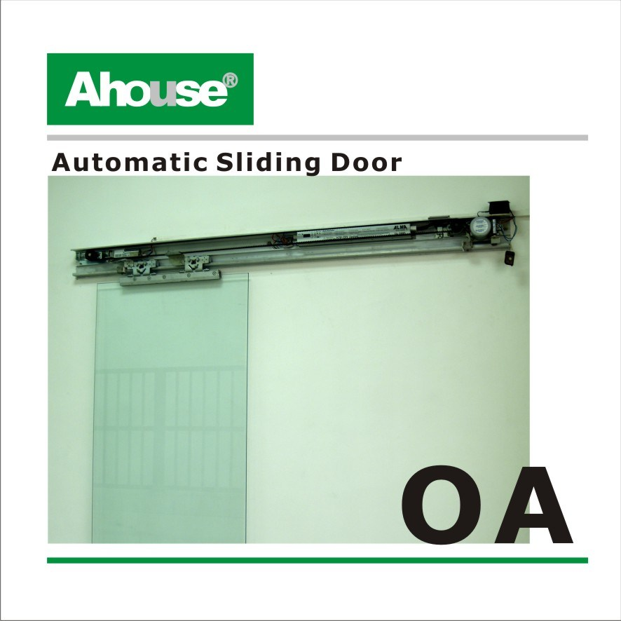 china ahouse 300kg automatic sliding door system oa ce