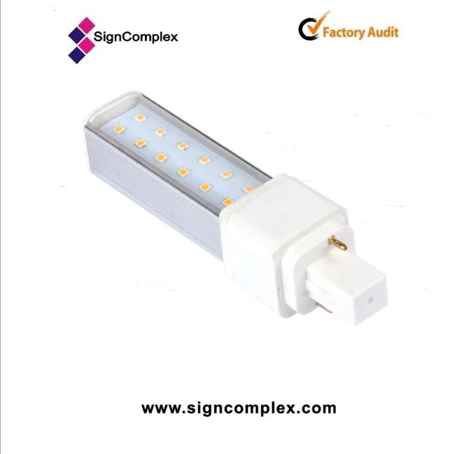 Signcomplex 6W SMD 2835 Retrofit LED Pl Lamp