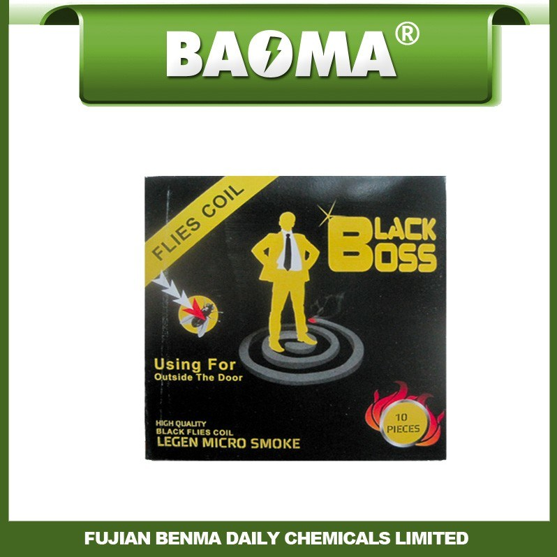 Baoma African Blcack Mosquito Coil 12 Hours