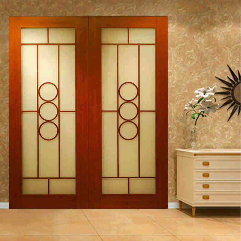 China ritz standard modern interior swing double doors double swing wood interior doors photos - Swinging double doors interior ...