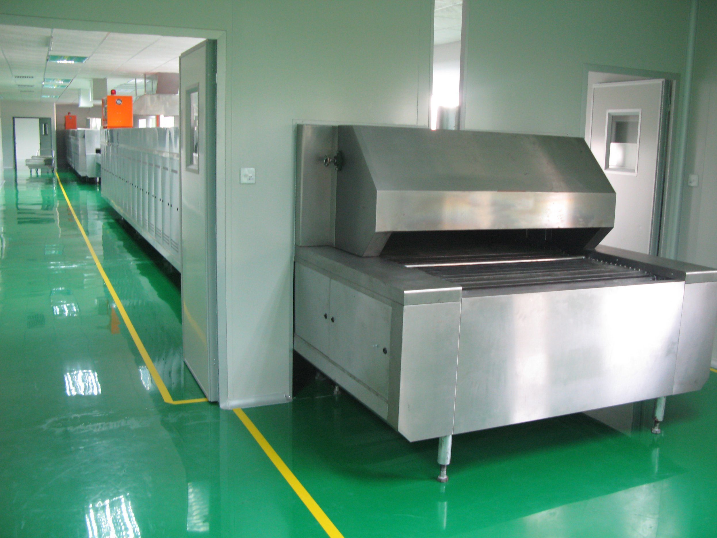 Cake&Bread Production Line-Tunnel Oven