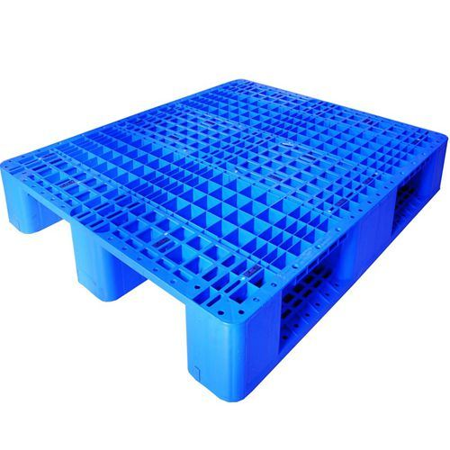 Heavy Duty Recycled Storage Plastic Pallet for Wharehouse