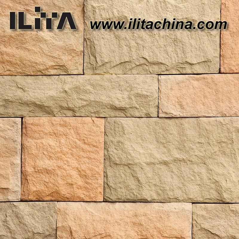 China building material cement decorative tile artifical - Paredes de piedra artificial ...