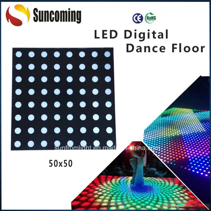 Wedding Party Programable Digital Portable LED Dance Floor