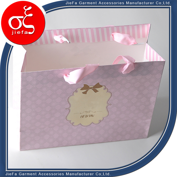 Garment Gift Packing Boxes with Webbing