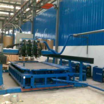 Flat Welding Wear Plate Welding Machine