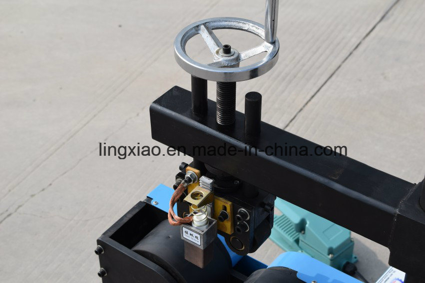 Portable Compression Type Welding Turning Table Hdyg-800