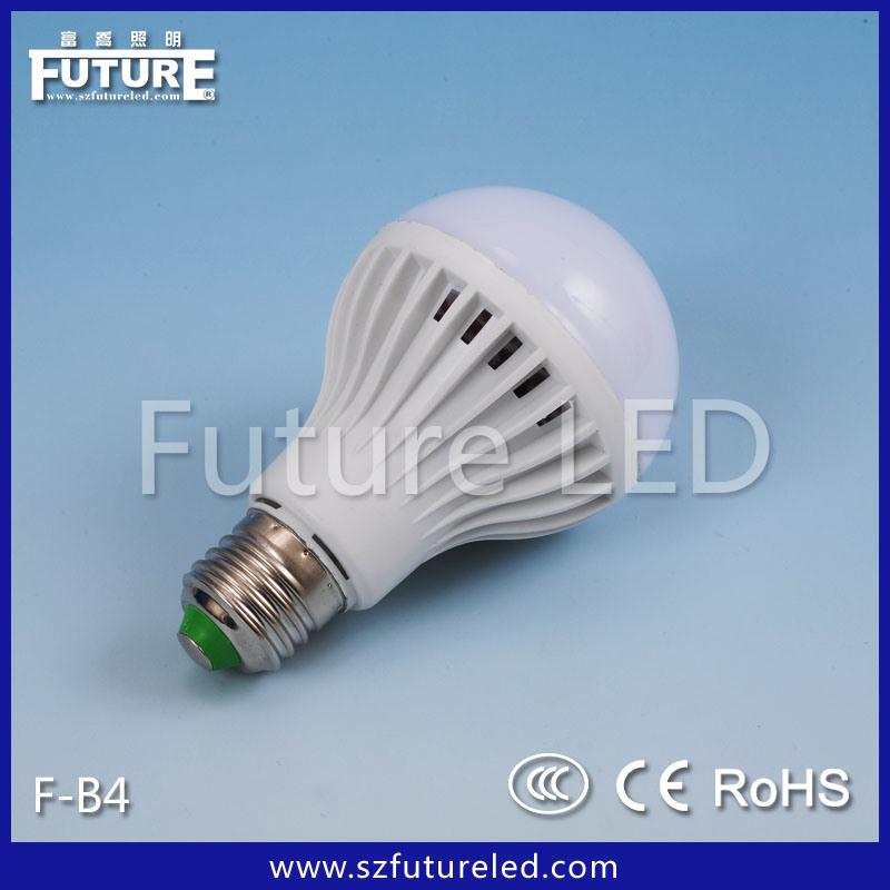 Energy Saving Plastic LED, Cheapest Bulb Light for Africa