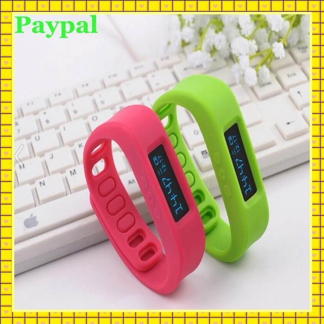 with Activity Tracker Pedometer Watch Bracelet (I5)