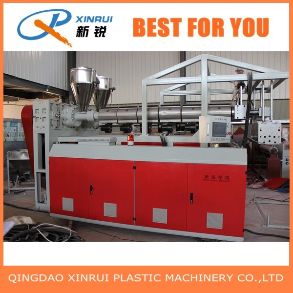 PVC Car Mat Plastic Extruder Production Line