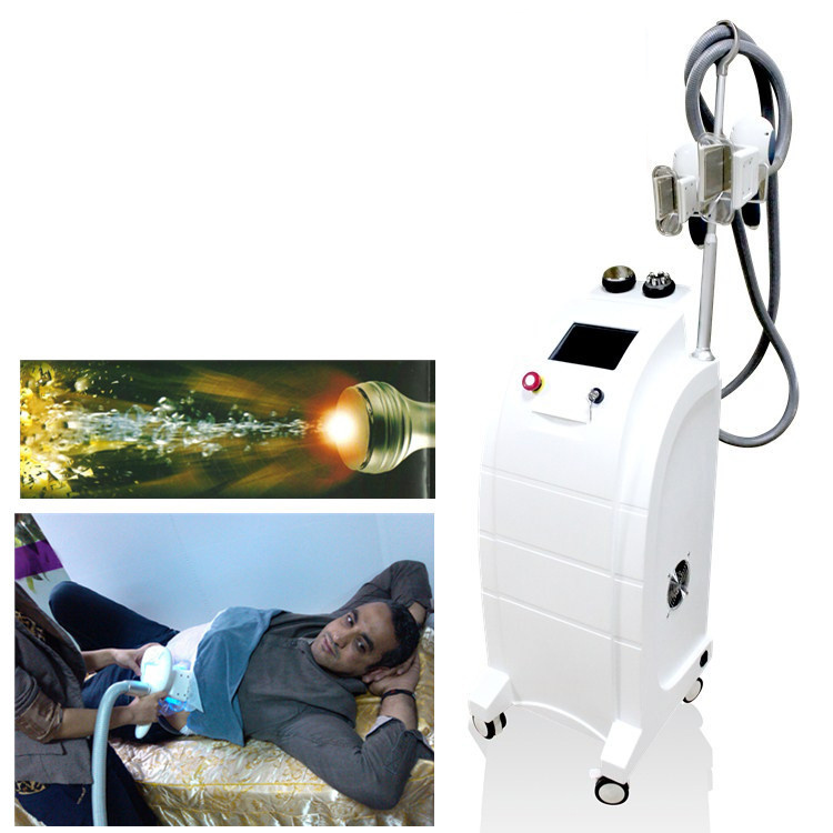 Portable 6 in 1 40k Cavitation RF Vacuum Frozen Blasting Fat Cavition H-3007A