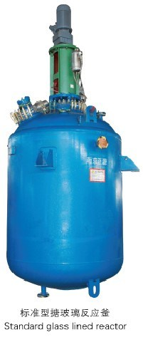 Standard Glass Lined Reactor (with jacket, close type)