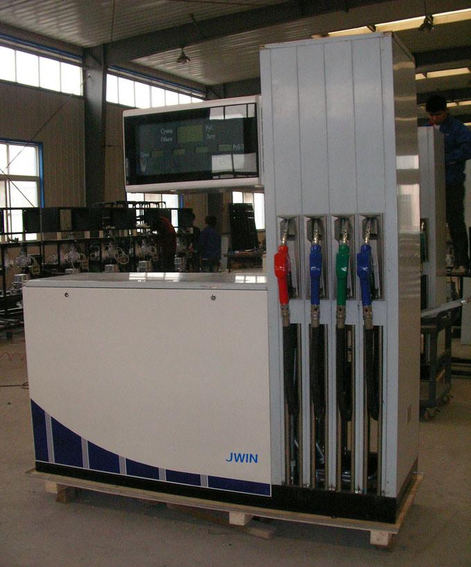 Fuel Dispenser 8nozzle, 4pump with LED Display