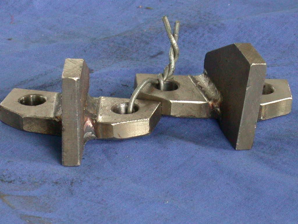 Spares for Pusher Centrifuge