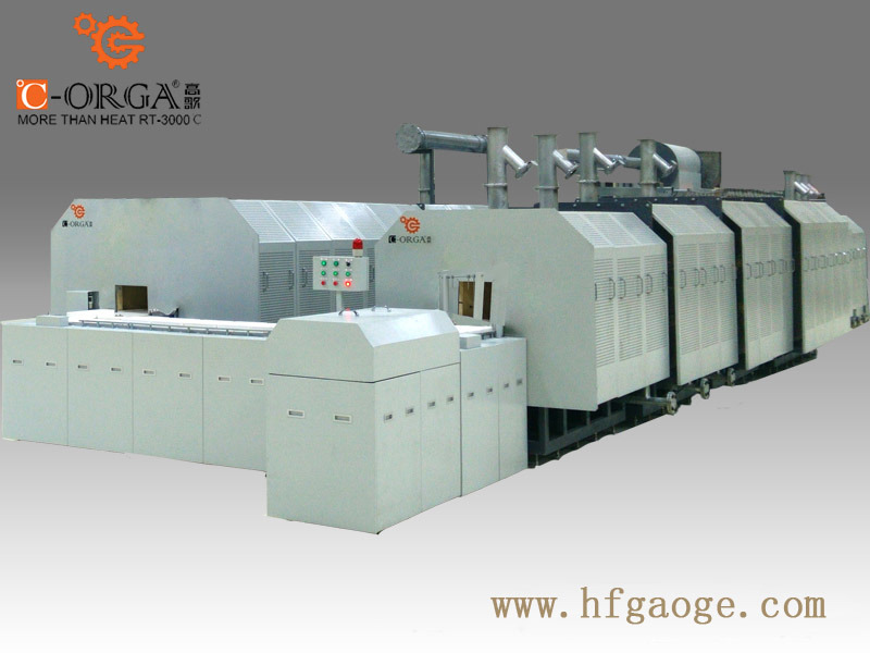 Chinese Manufacture Degreasing Sintering Electrical Furnace