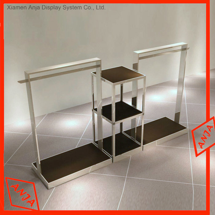 Metal/Wooden/Acrylic Store Fixture for Clothing/Shoes/Jewelry/Watch/Cosmetic/Sunglasses Stores/Retail Shop/Shopping Center