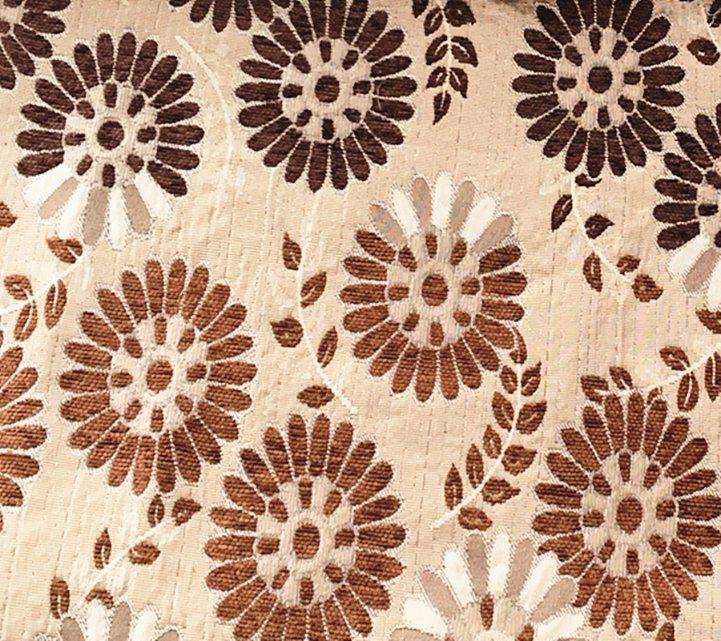 Woven Home Furnishing Jacquard Chenille Fabric for Sofa
