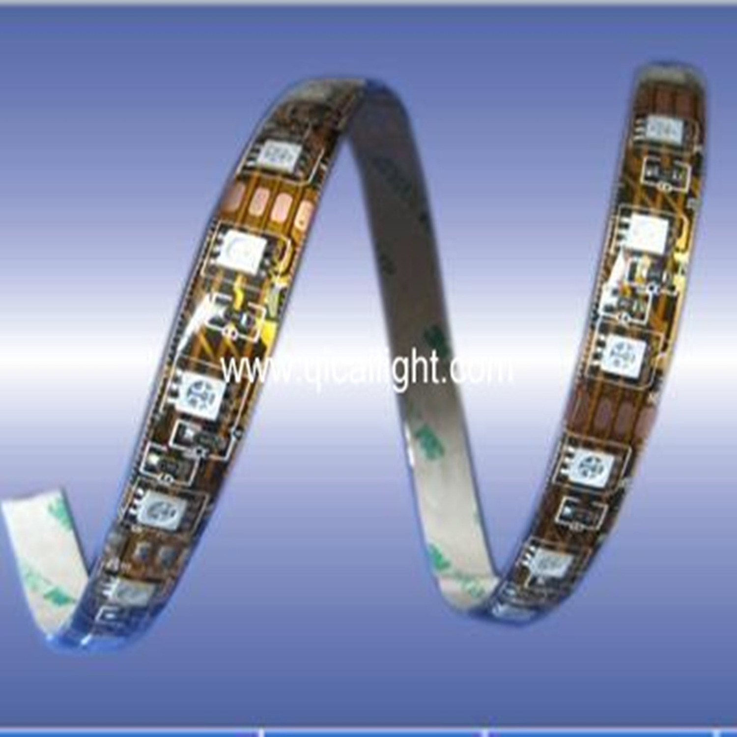 3528 LED Strip Light, Non-Waterproof, 60LED/M