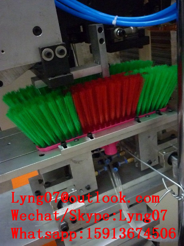 2 Axis Broom Making Machine