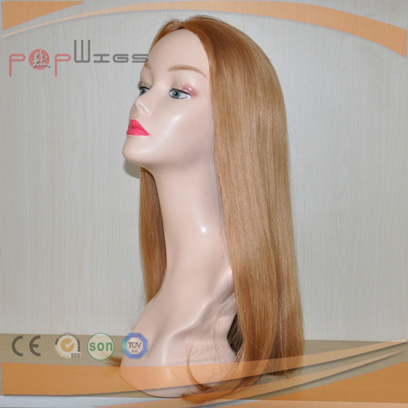 Full Lace Base PU Coated All Cap Long Loose Wave Wig