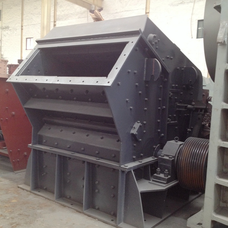 80-130tph Copper Ore Crusher Stone Crusher Plant Machine Construction Crusher