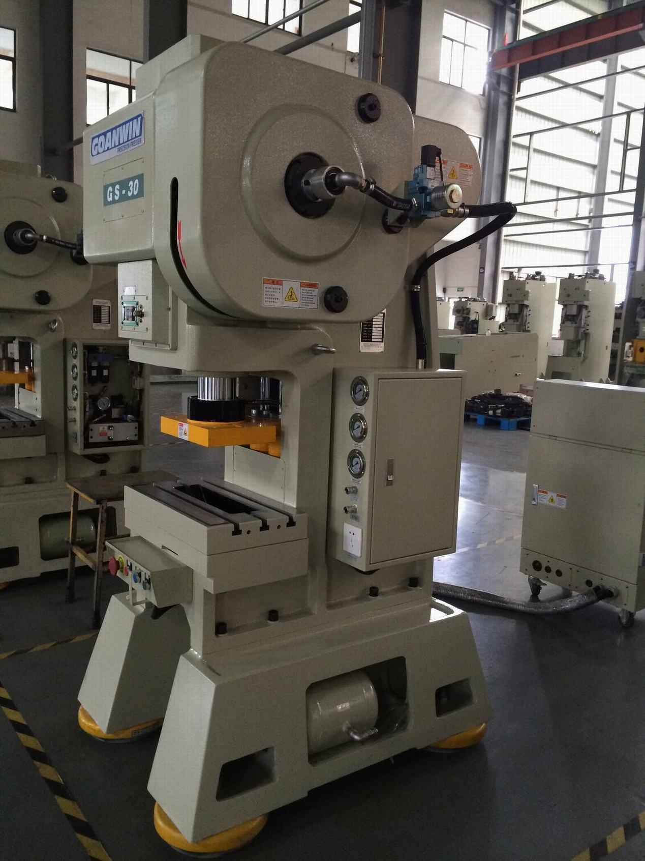 High Speed Precision Power Press (GS 30-80Ton)