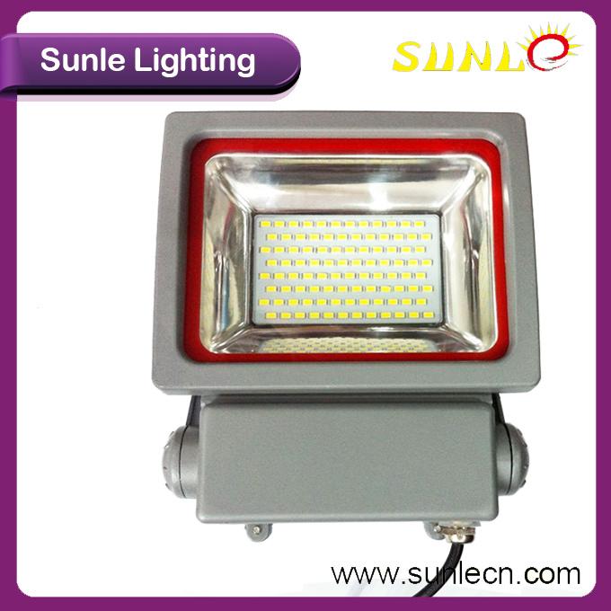 Waterproof Factory Price 50W Outdoor LED Flood Lamp (SLFB25 50W)