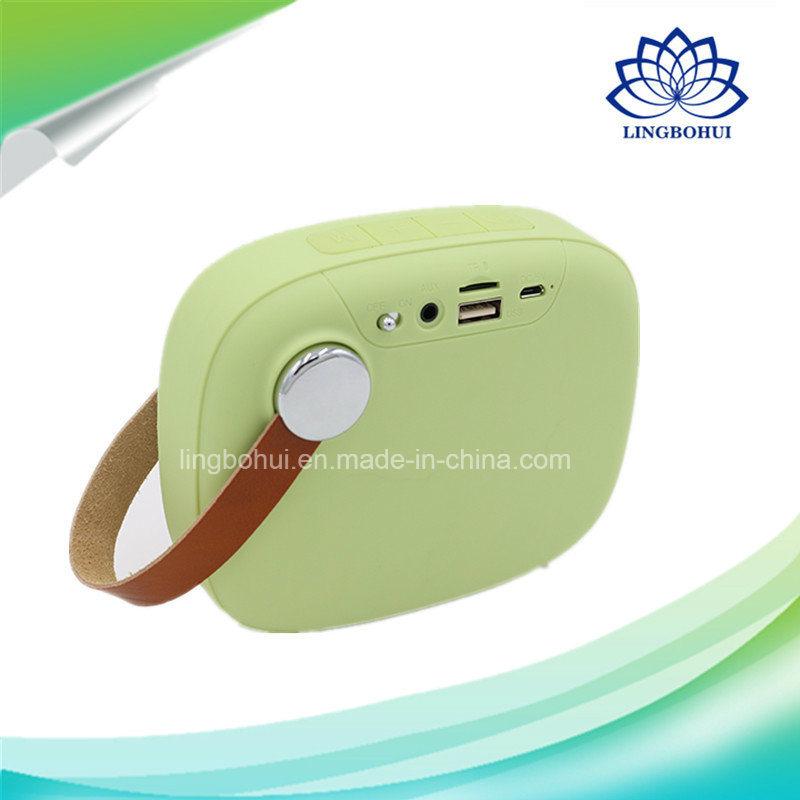 Computer Mobile U Disk Mini Professional Audio Speaker with FM
