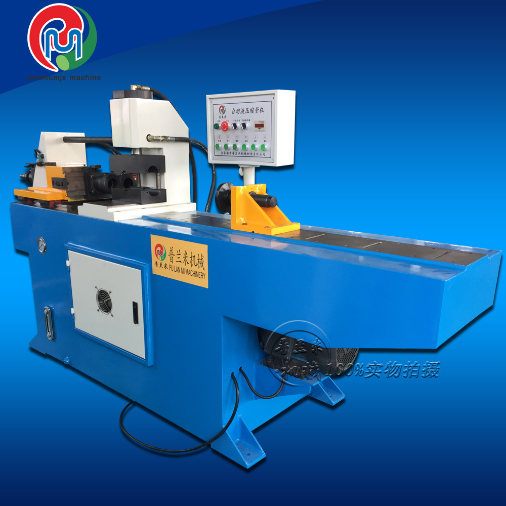 Different Shape Plm-Sg40 Pipe Ending Forming Machine