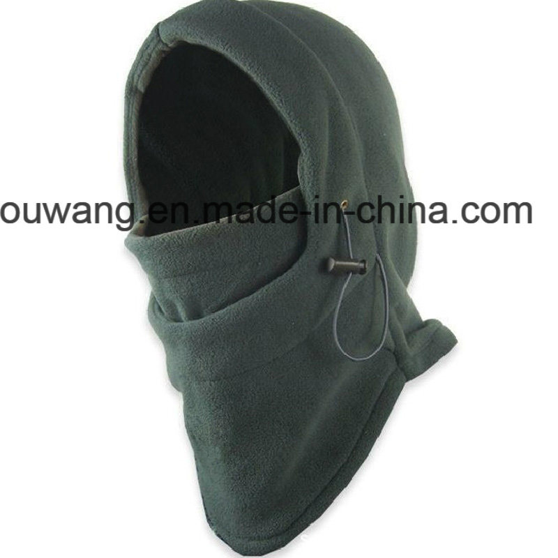 Promotional Fashion Soft Polar Fleece Balaclava Hat for Winter