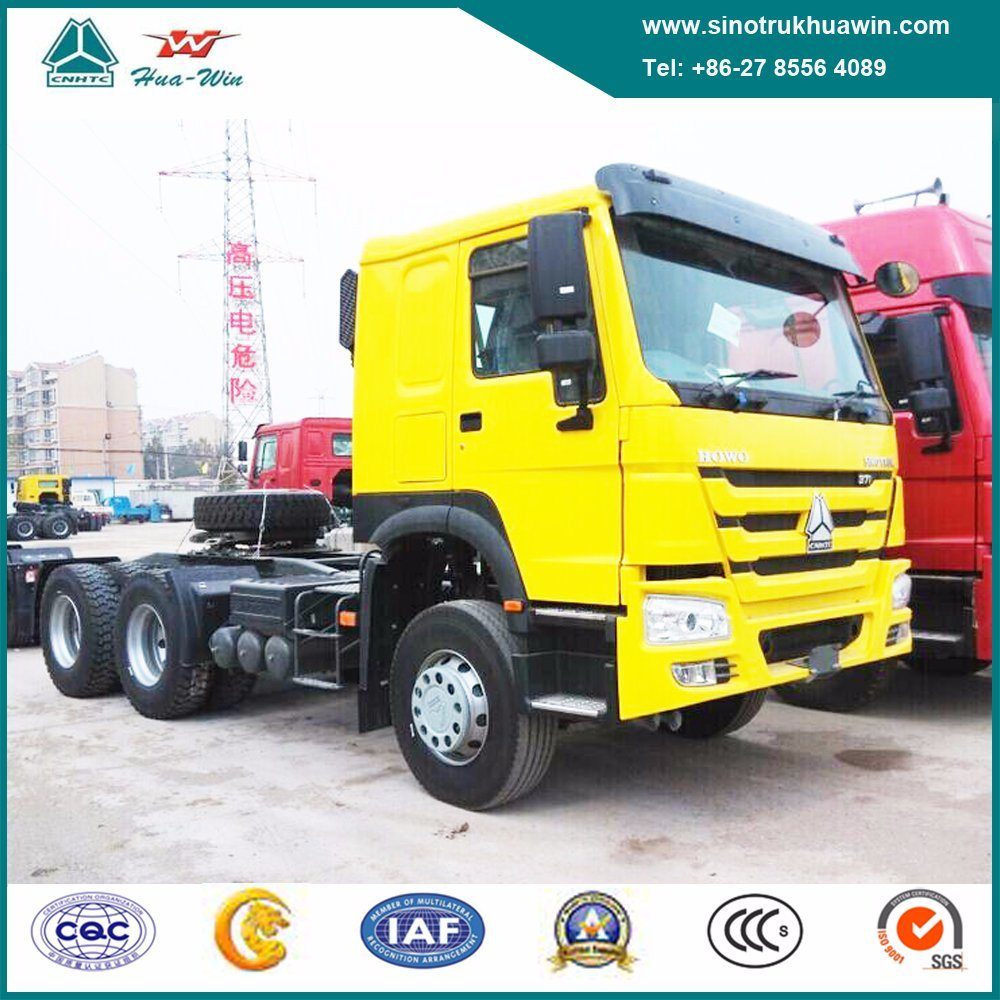 Sinotruk HOWO 6X4 Prime Mover Tractor Truck