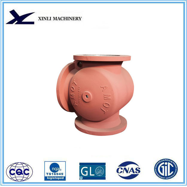 Iron Casting and CNC Machining Parts for Gate Valves