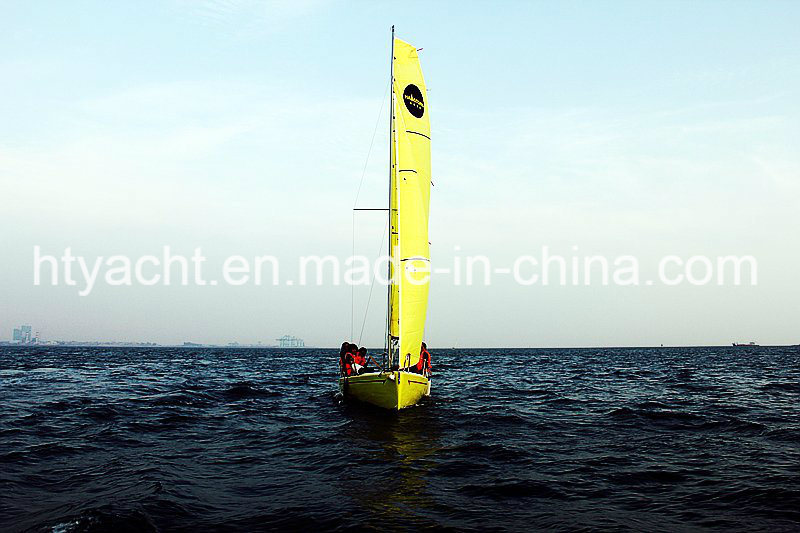 21′ FRP Dibley Sailboat Hangtong Factory-Direct