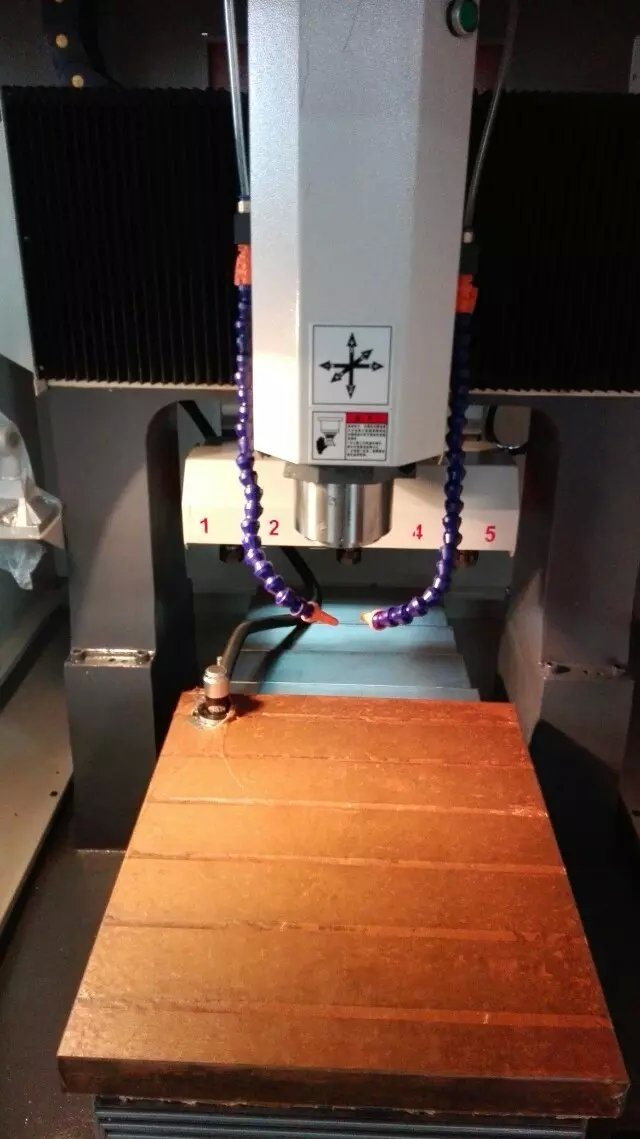 Tsl-4250 CNC Machining Center for Jewelry Mould Processing