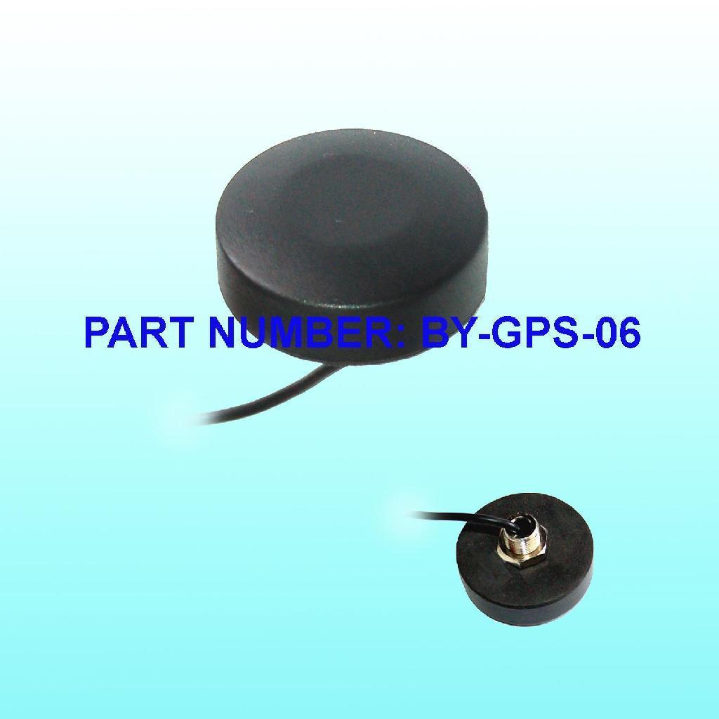 Magnetic Shark Fin Active GPS Antenna