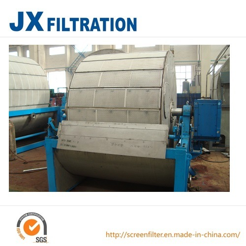 Industrial Wastewater Filtration Vacuum Drum Filter