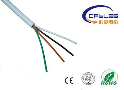 Coax Cable Rg59 Power CCTV Security Camera/Coaxial Cable/Wired Alarm