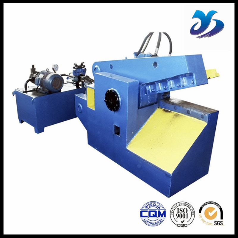 Small Hydraulic Metal Alligator Shear Mobile