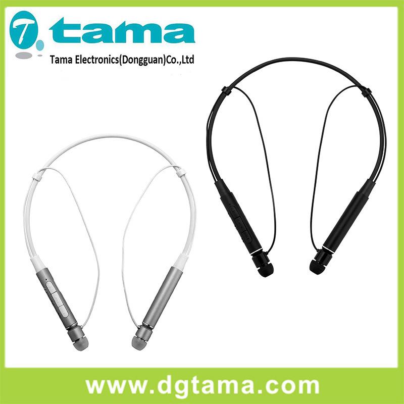 Z6000 Neckband V4.1 Bluetooth Earphone Metal Magnetic Earphone