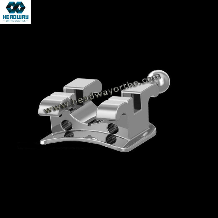 Orthodontic Bracket New Patent Light-Force Low Friction Bracket Ce0197 ISO13485