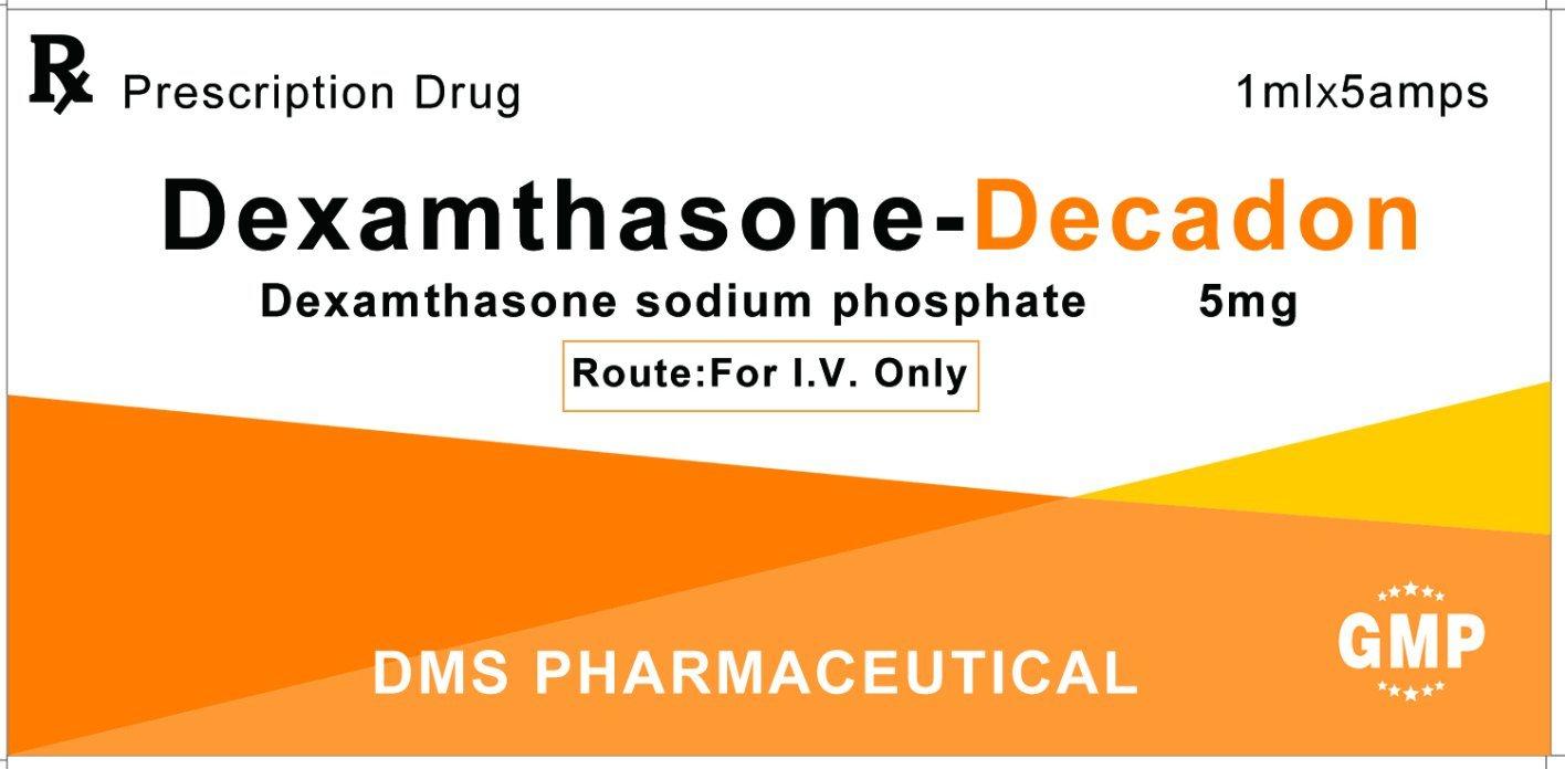 Dexamthasone Sodium Phosphate for injection