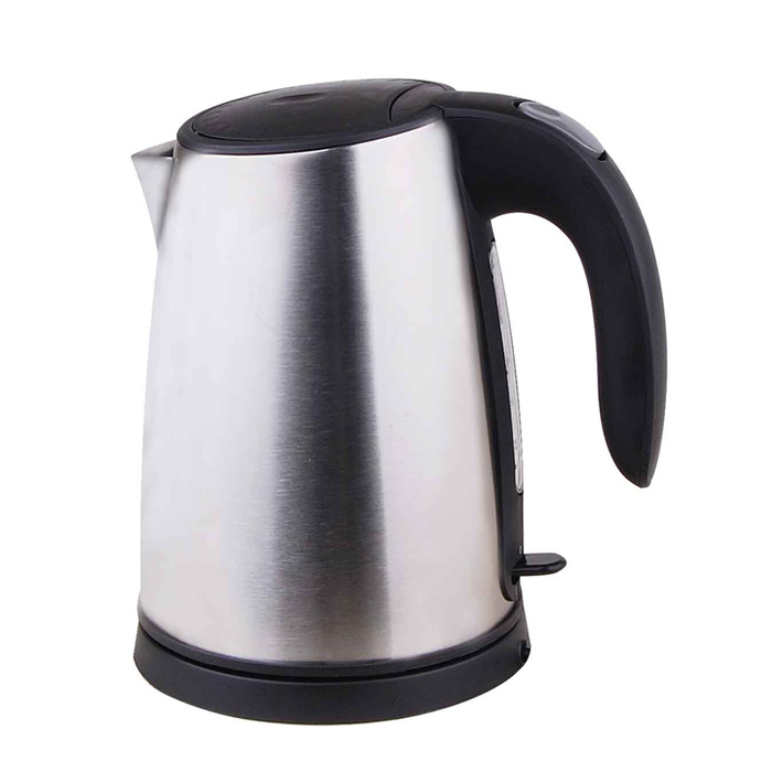 360 Degree 1.7L Stainless Steel Electric Kettle