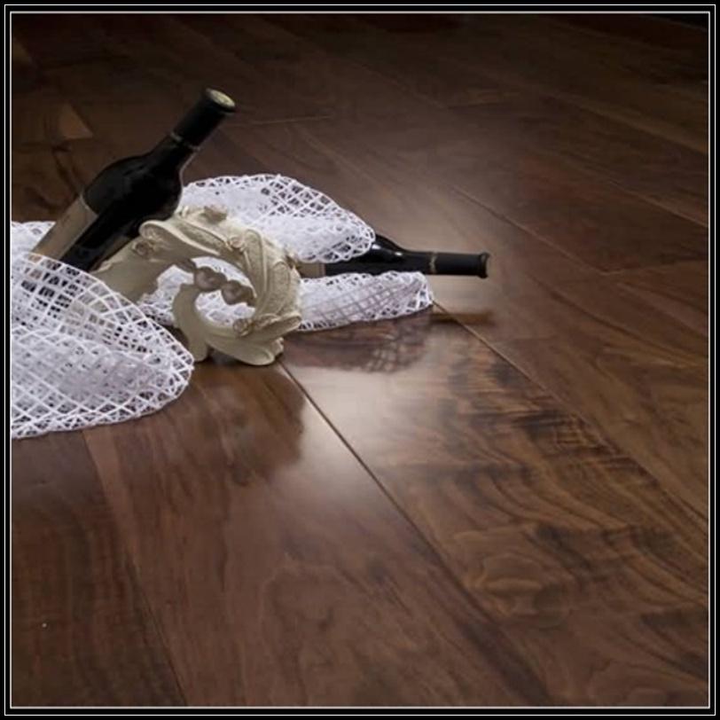 Househole/Commercial American Walnut Engineered Wooden Flooring