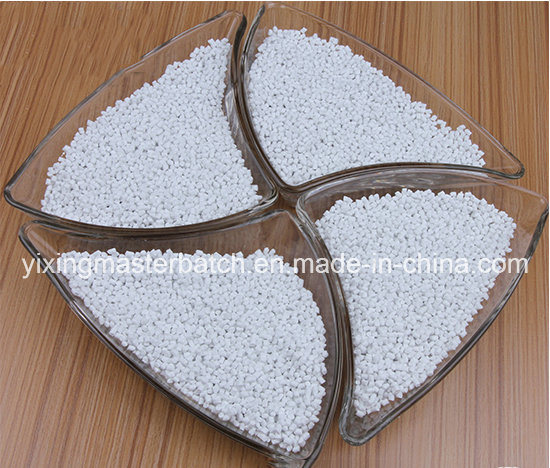 White Color Masterbatch for Film Blowing/Wiredrawing/Injection Molding