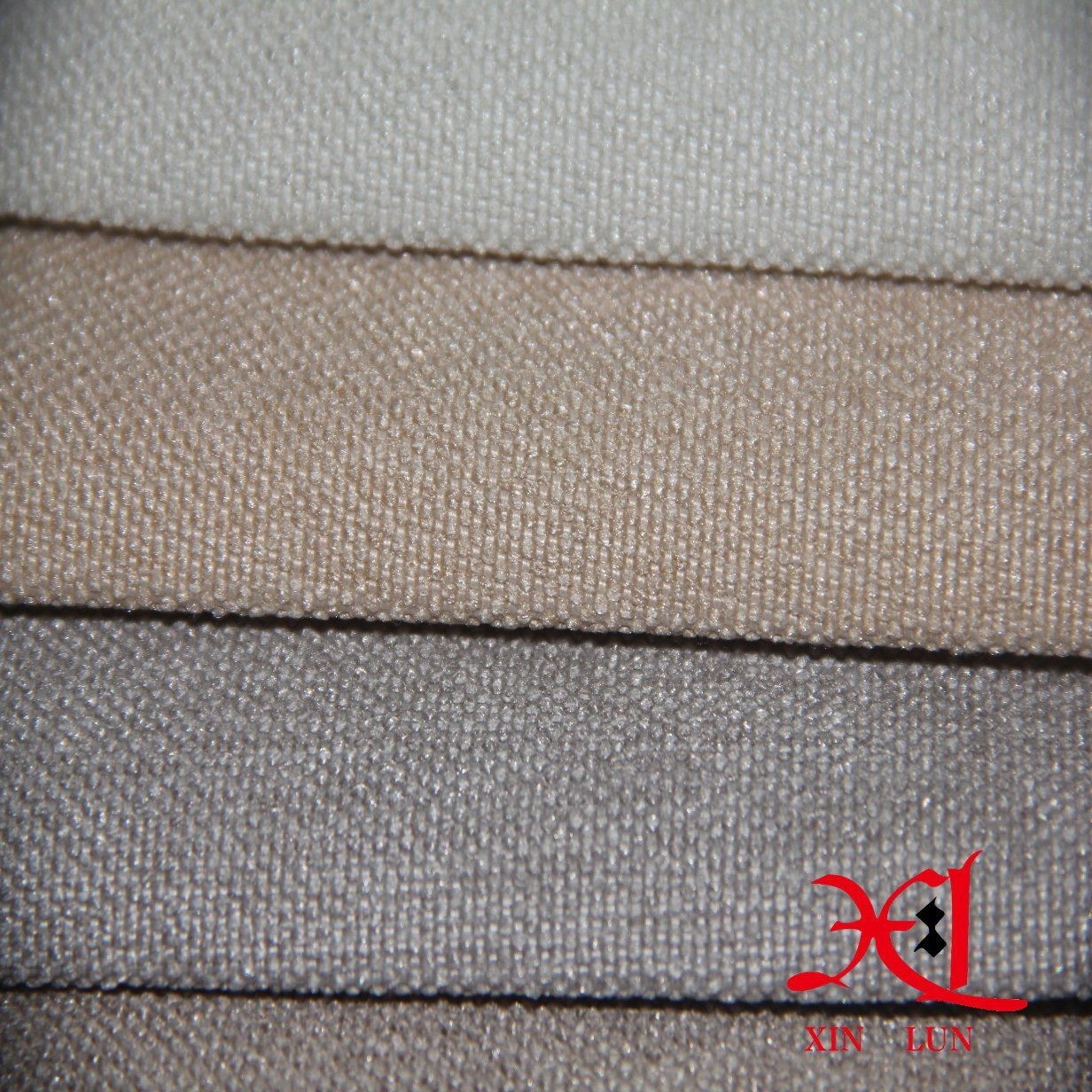 Upholstery Polyester Home Textile Furnish Sofa Woven Fabric