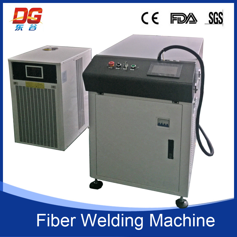 Widely Used 300W Optical Fiber Transmission Laser Welding Machine