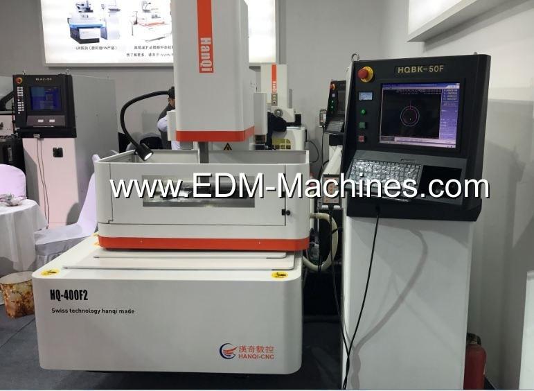 Wire EDM Machine Taper Cutting
