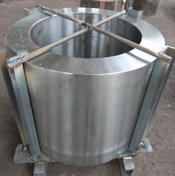 Open Die Steel Ring Forging SAE1045