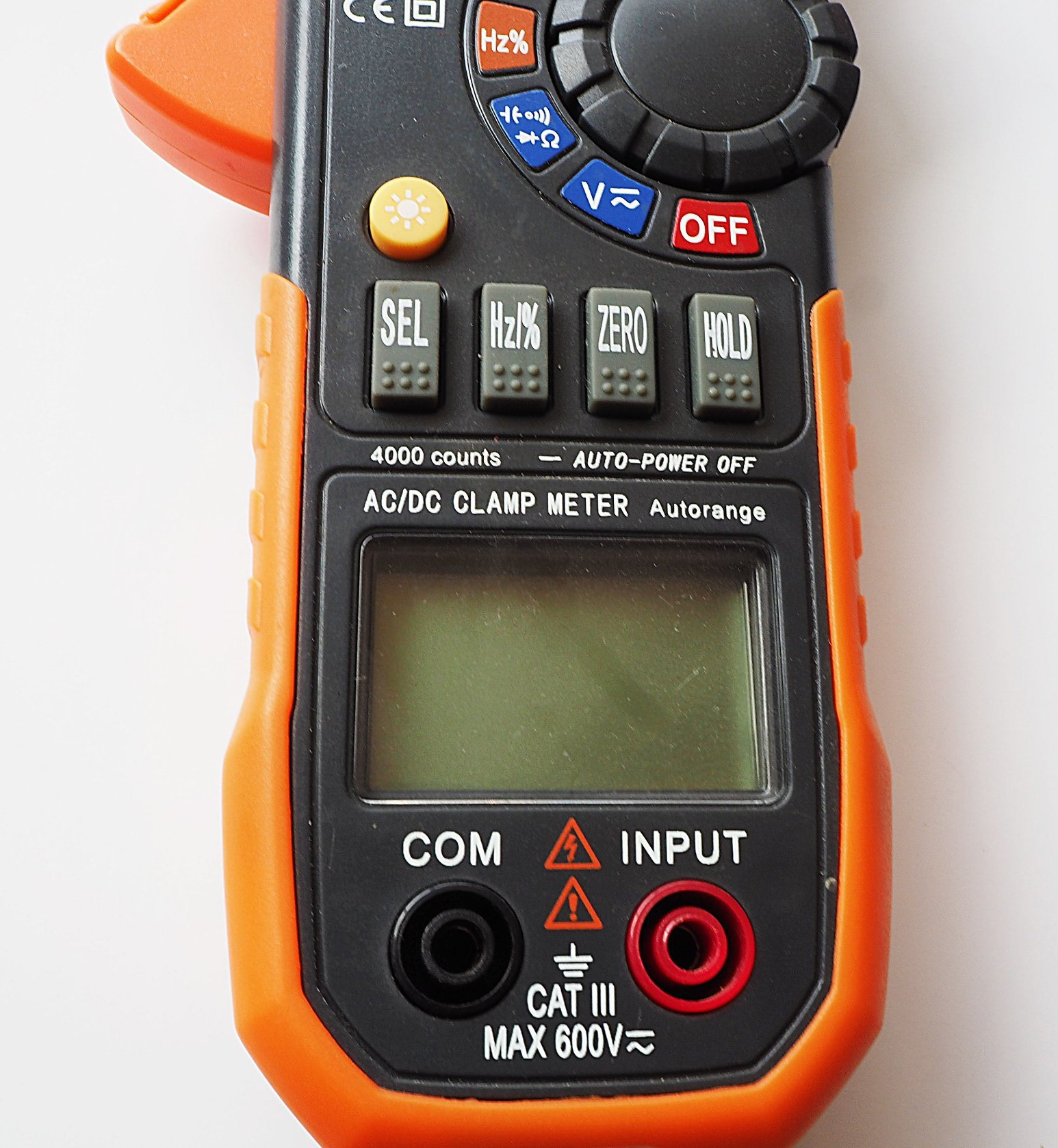 Digital Clamp Meter (KH213) with Ce